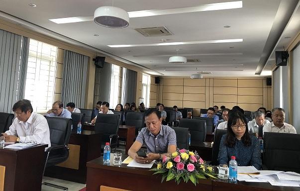 Hội nghị tổng kết tình hình thực hiện nhiệm vụ năm 2019 và phương hướng nhiệm vụ năm 2020