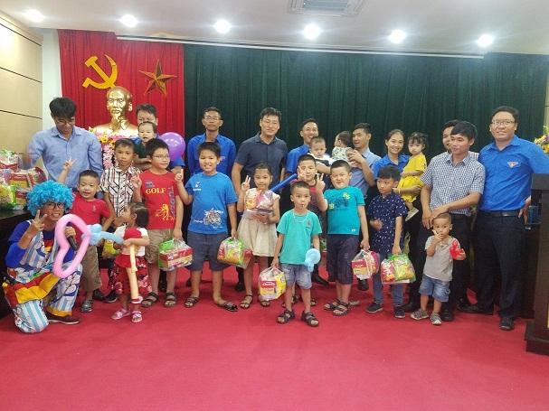 Các hoạt động vui chơi Nhân ngày Quốc tế thiếu nhi 1 - 6 -2019