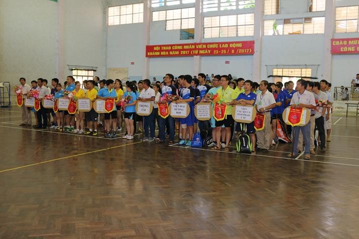 HỘI THAO KHỐI VIỆN - PHÂN VIỆN TRUNG ƯƠNG NĂM 2017
